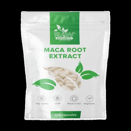 Maca Root extract 10:1 5000mg 120 capsules