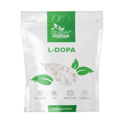 L-Dopa 120mg 60 capsules