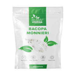 Bacopa Monnieri 500mg 60 Tablets