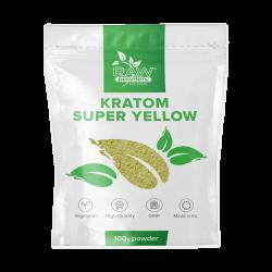 Kratom Super Yellow Powder 100 grams