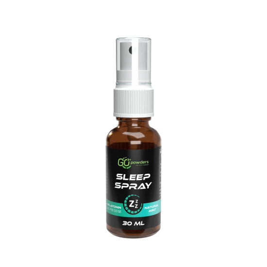 Go Powders Melatonin Sleep Spray